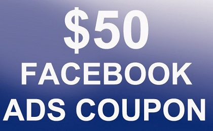 Buy coupon ads facebook