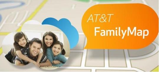 ATT FamilyMap App For IPhone IPad And Android - Att family map