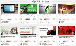 udemy popular courses review