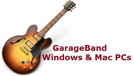download garageband for windows and mac pc