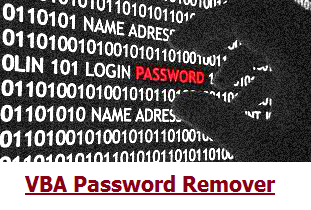 recover vba password with tool