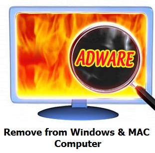 removing adware from windows and mac computer
