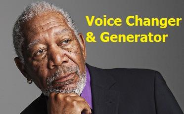 Morgan Freeman voice generator