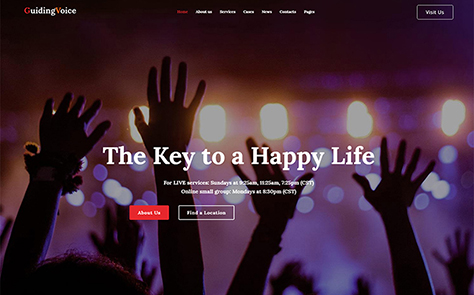 Life Coach Online WP Theme