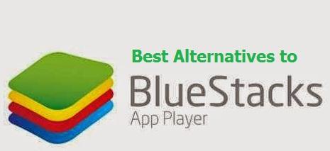 android bluestacks alternatives