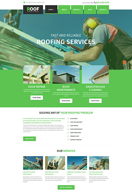 wp roof service