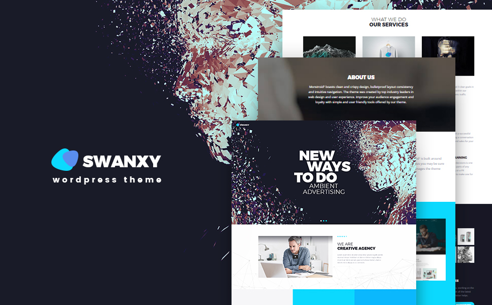 Ad Agency WordPress Theme