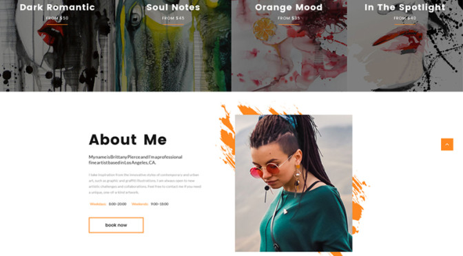 5 Portfolio HTML Templates That Can Help You Make The Career