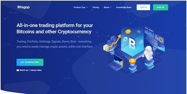 bitsgap website